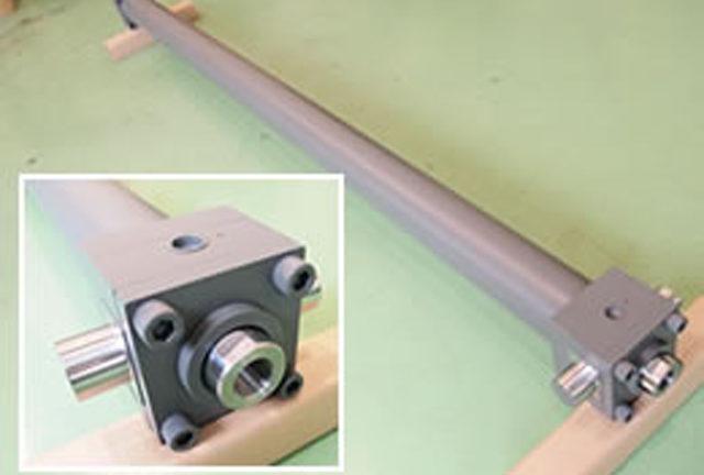 炉解体装置用油圧シリンダー