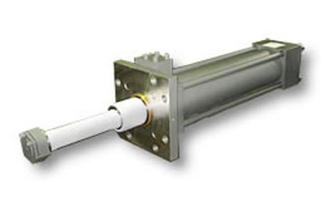 射出成形機用油圧シリンダー