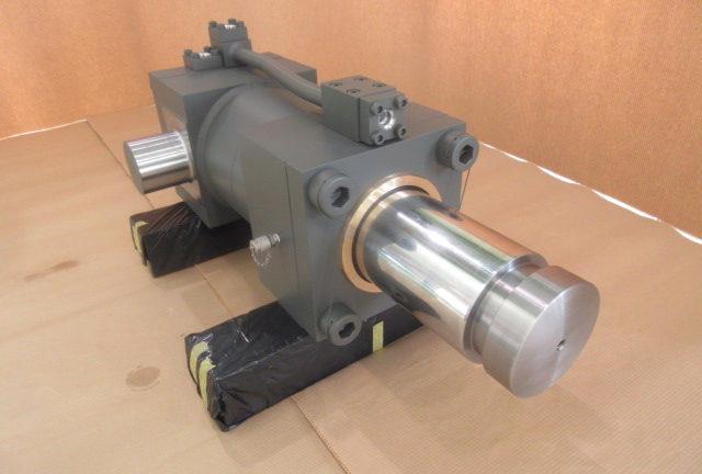 ミルタイプ(高負荷用途)油圧シリンダー