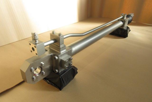 ステンレス仕様油圧シリンダー