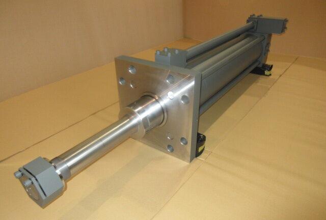 射出成形機用油圧シリンダー<2>